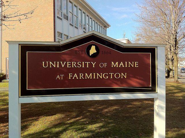 The University of Maine at Farmington