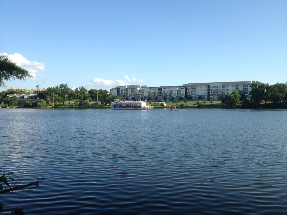 Lady Bird Lake