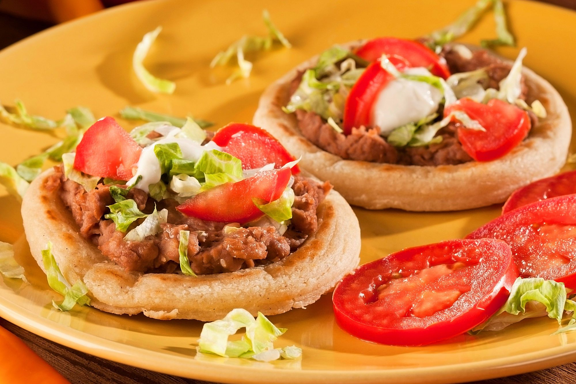 5 Toppings for Mexican Sopes