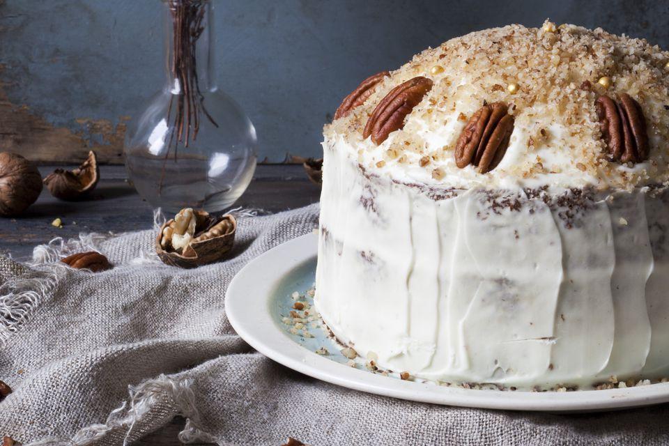 Sweet Potato Layer Cake