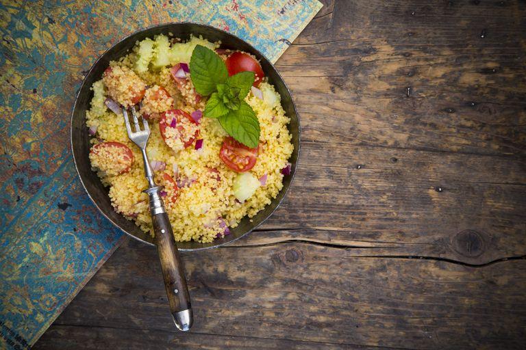 Couscous nutrition