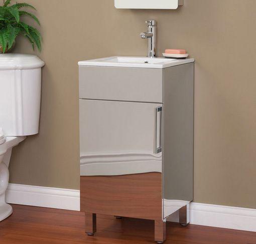 small bathroom sink vanities. Modern 17\ Small Bathroom Sink Vanities O
