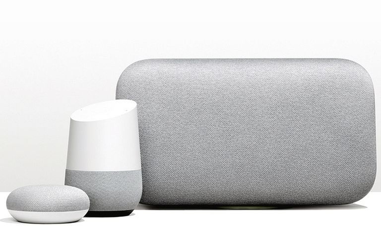 Google Home Smart Speaker Line