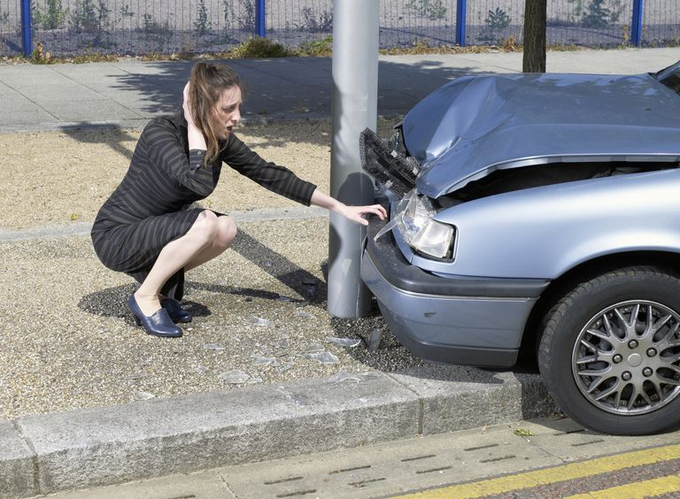 If Accident With Car Rental Who Is Responsible For Passengers