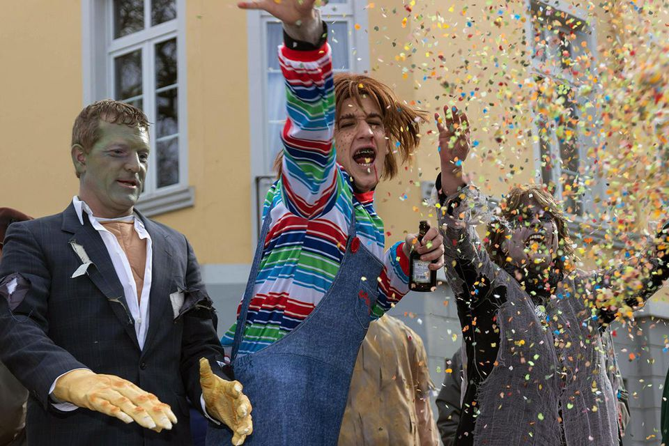 Carnival in Germany