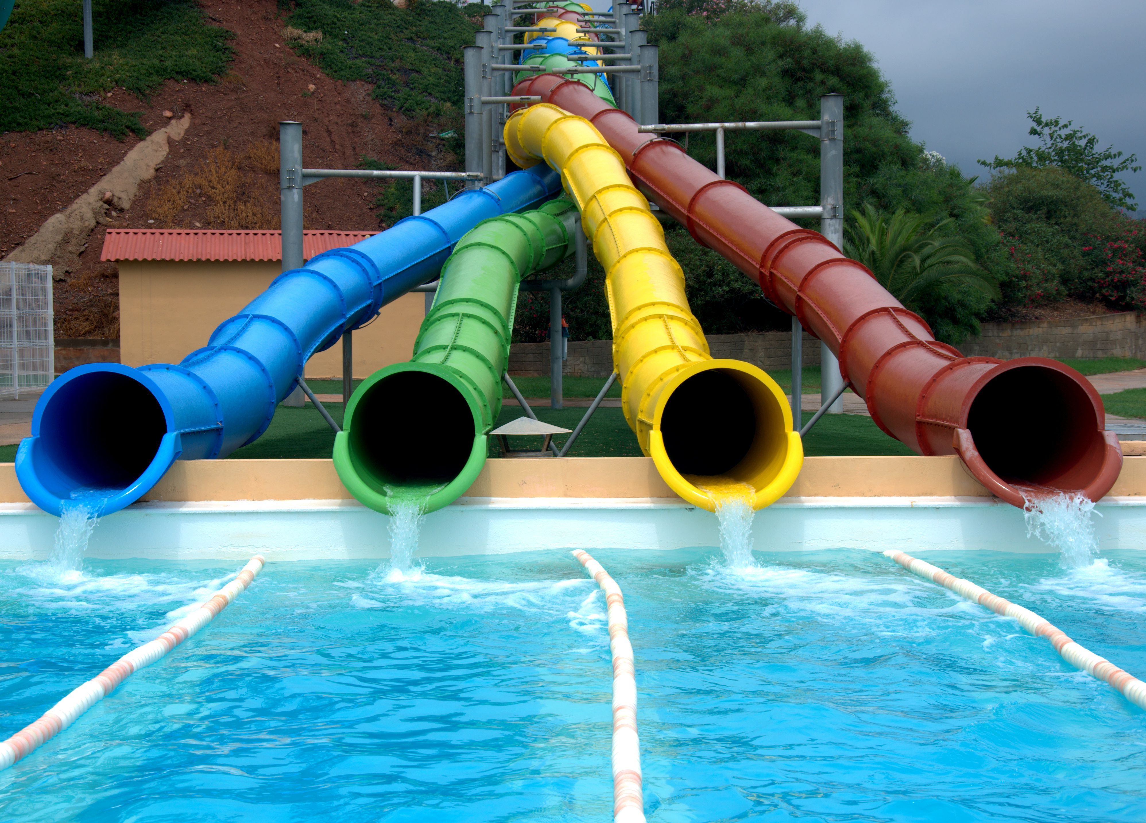 atlanta area water parks and aquatic centers