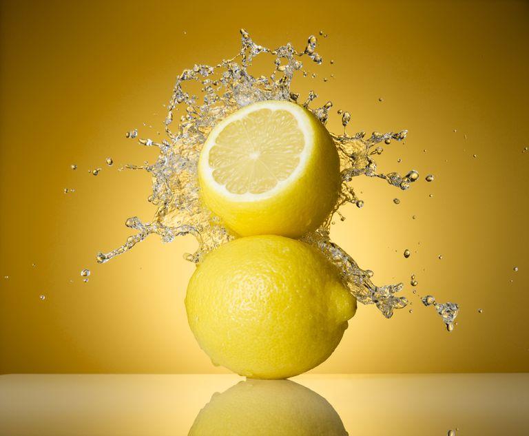 Image of a lemon.