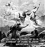 Elijah and the Chariot