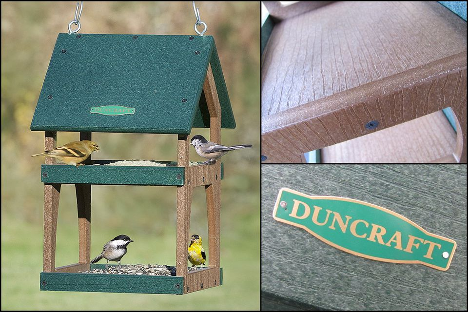 Eco-Strong Double Decker Feeder