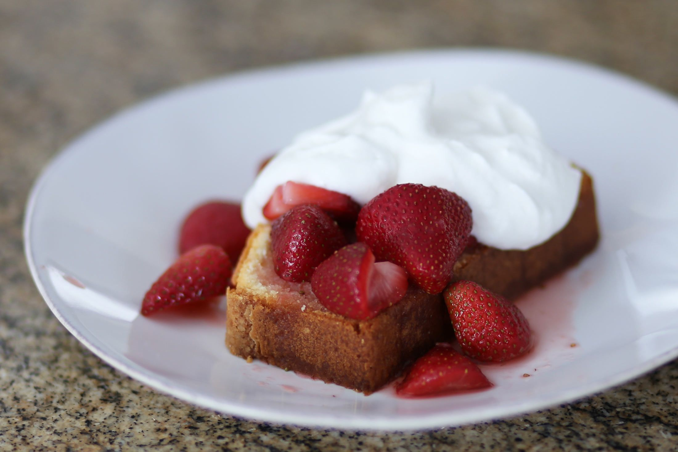 Southern Living Classic Southern Pound Cake