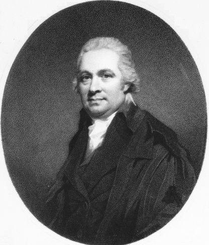 Daniel Rutherford (1749 - 1819)