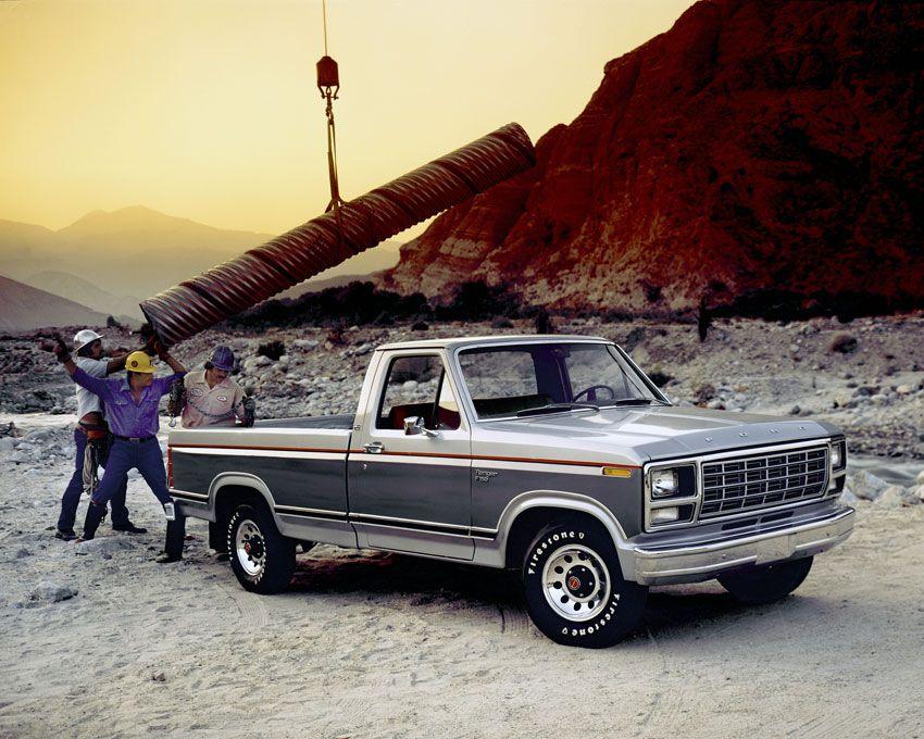 1980 Ford F 150 Truck