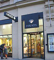 Halada Jewelry Store Prague