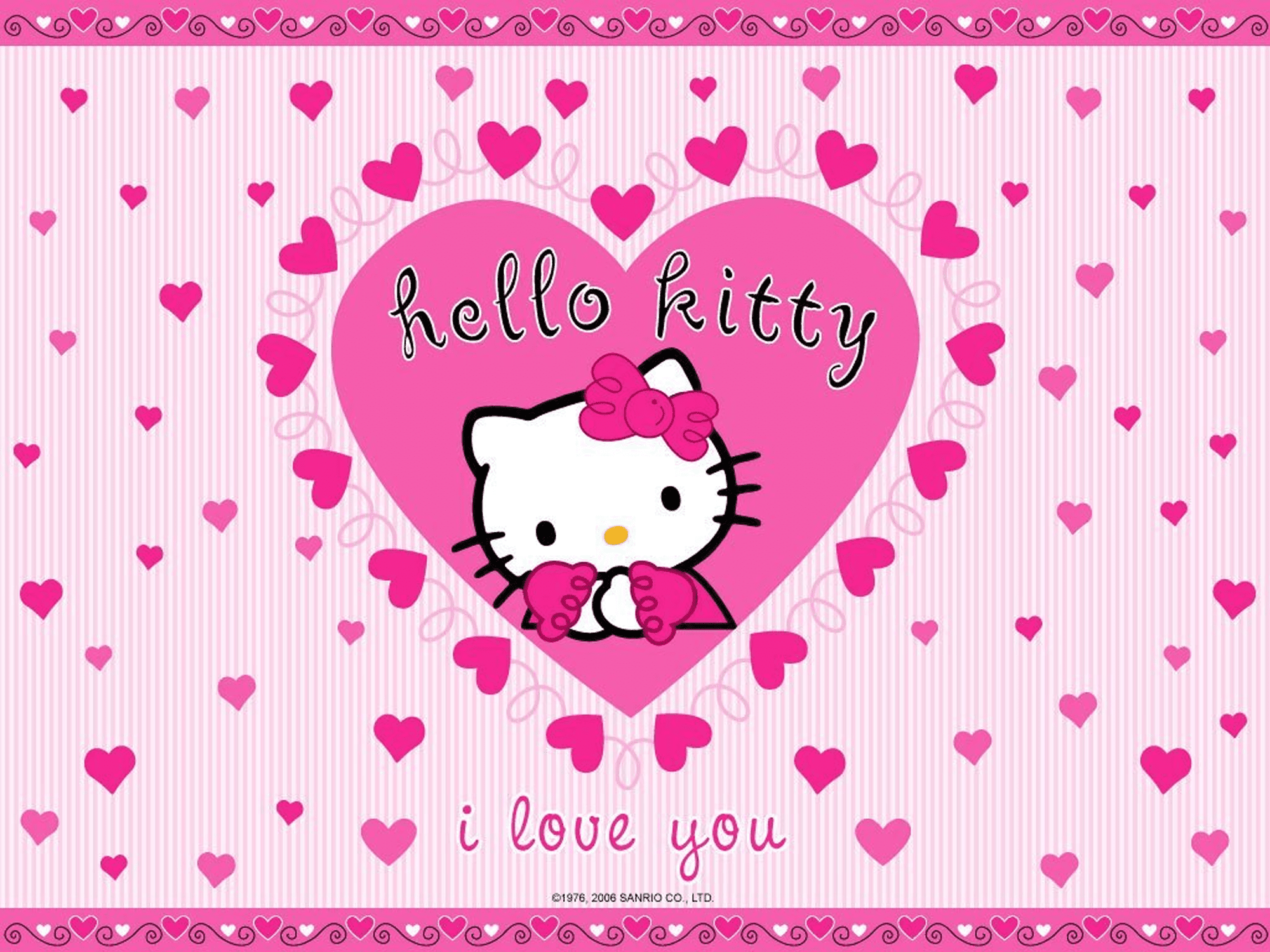 The top free hello kitty wallpapers voltagebd Gallery