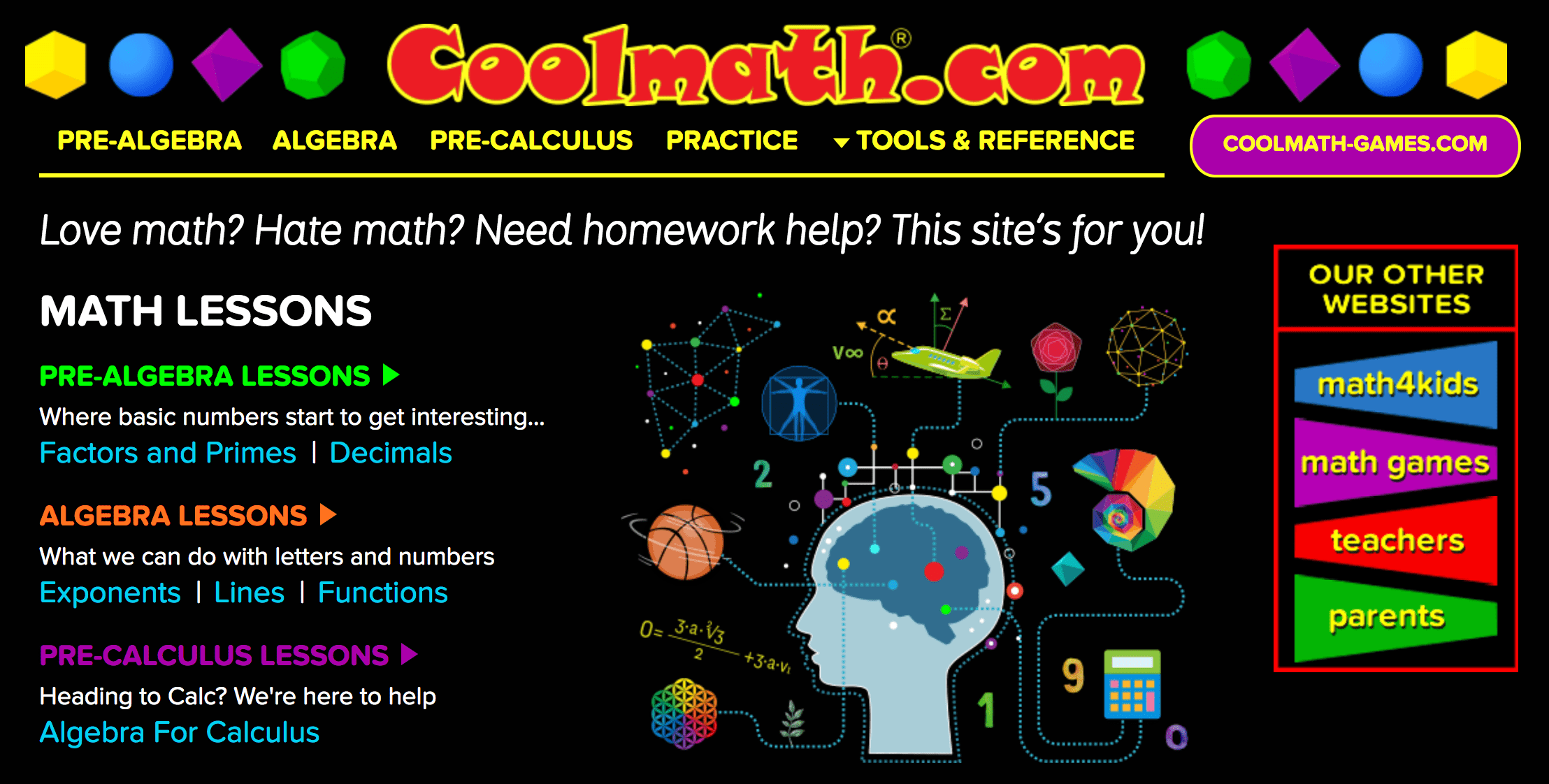 5 Interactive Math Websites for the Classroom