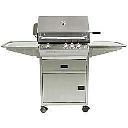 Barbeque's Galore Turbo Elite 3-Burner Gas Grill