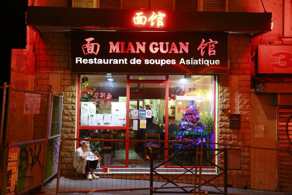 Chinese Restaurant Latin Quarter Paris