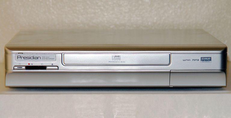 Presidian PDR-3222 DVD Recorder
