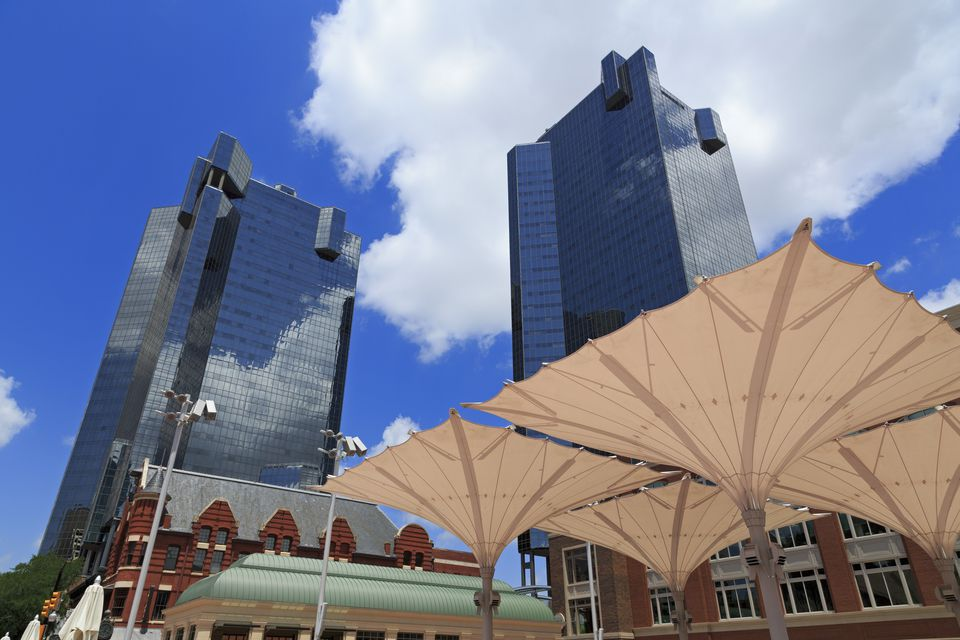Sundance Square, Fort Worth, Texas