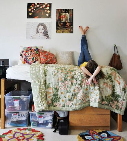 Make Yourself At Home With These Amazing Dorm Decor Ideas
