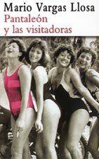 Pantaleon y las visitadoras, de Mario Vargas Llosa