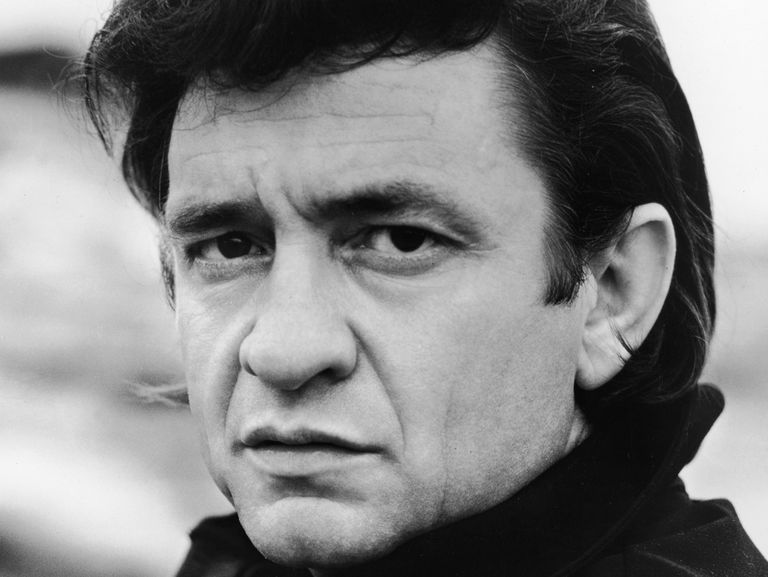 Singer Johnny Cash