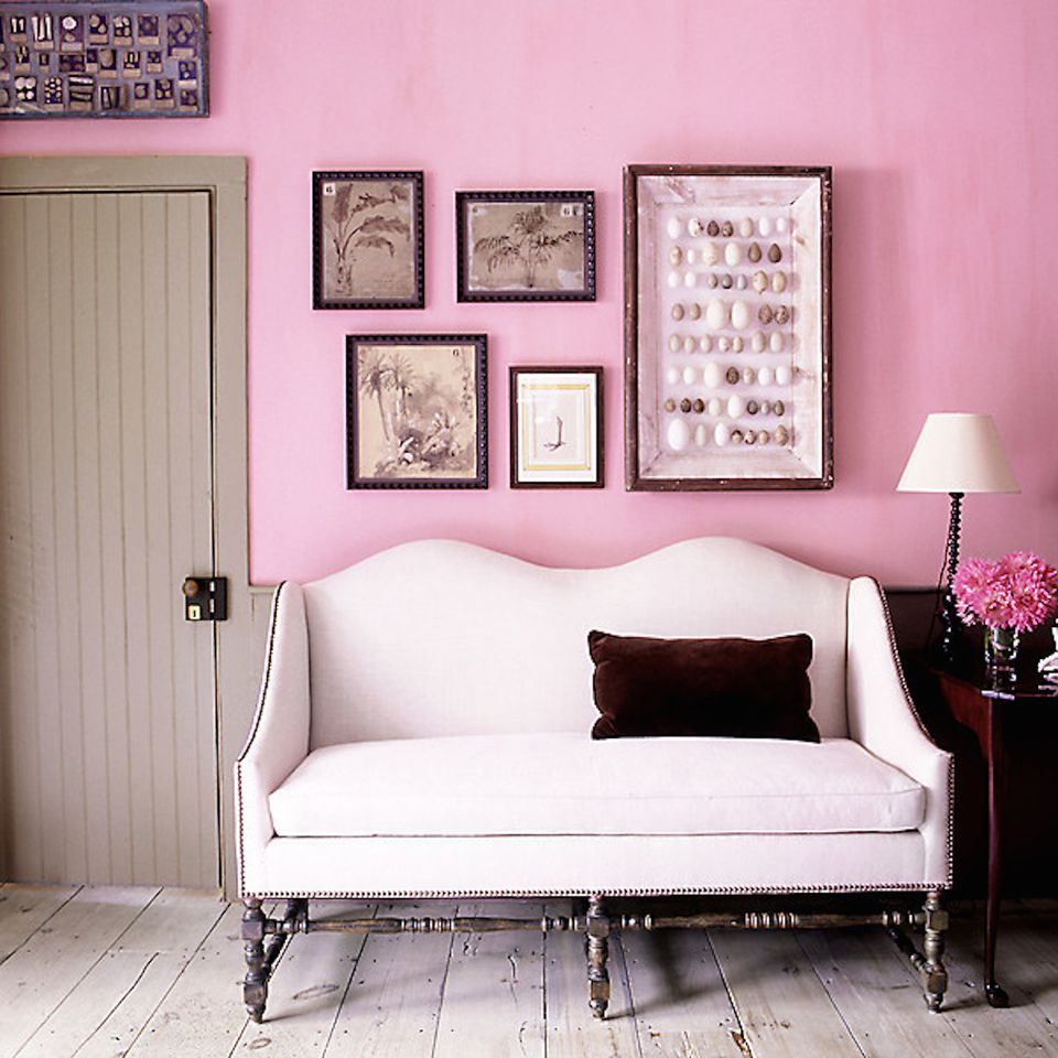 Feng Shui Of Color Pink
