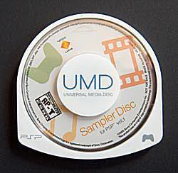 UMD / Universal Media Disc