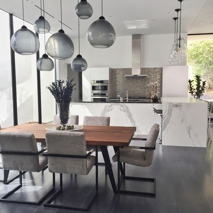 18 marvelous modern dining rooms