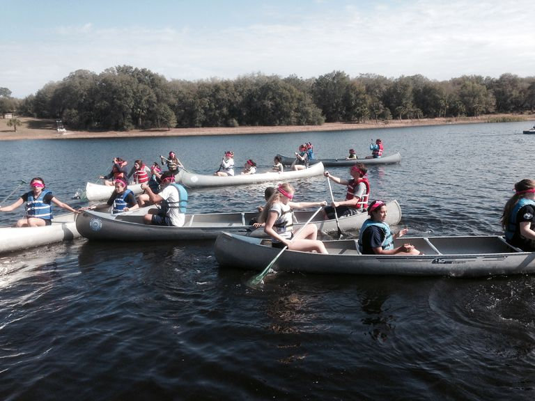 Canoeing Games