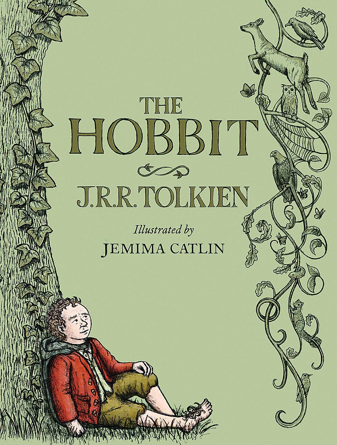 plot and themes of j r r tolkien s book the hobbit best editions of the hobbit for kids and families