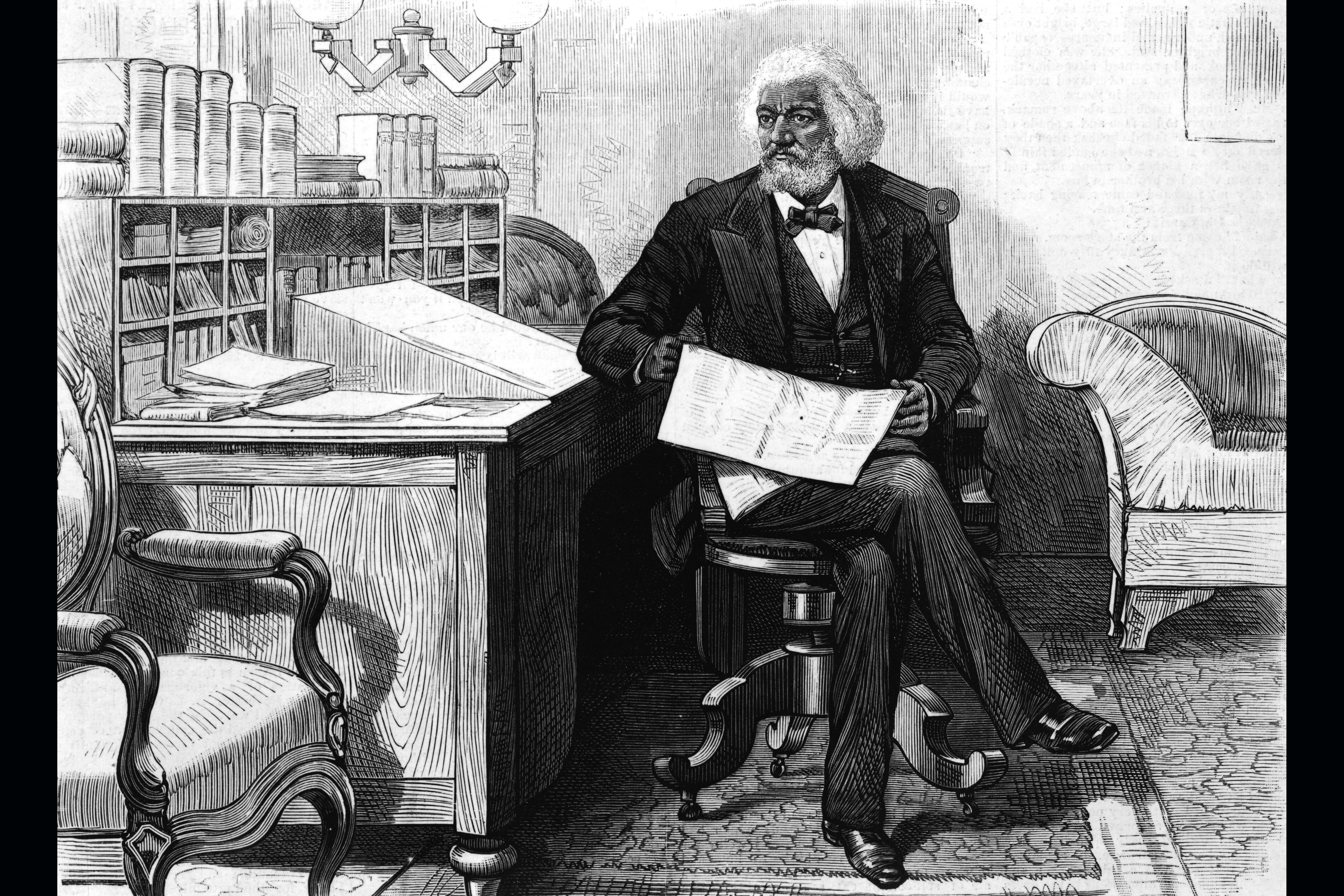 a classic essay by frederick douglass american slave frederick douglass spoke on women s rights