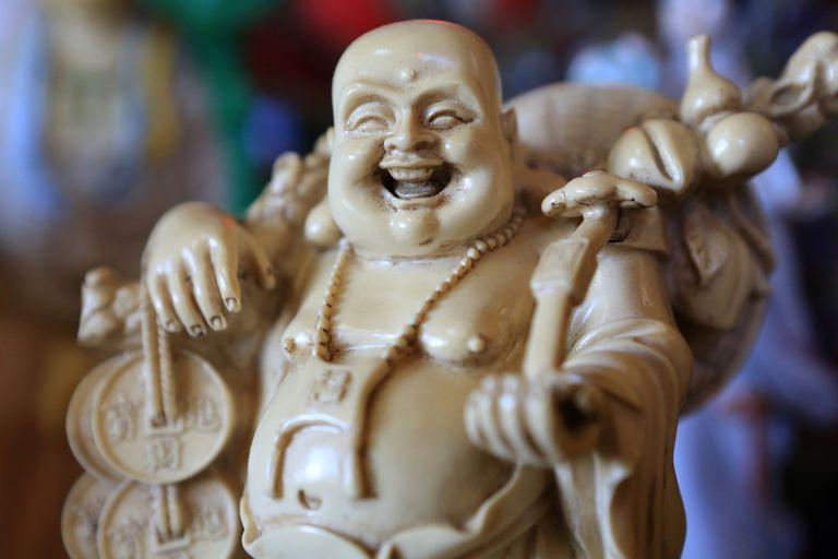 Laughing Buddha Budai