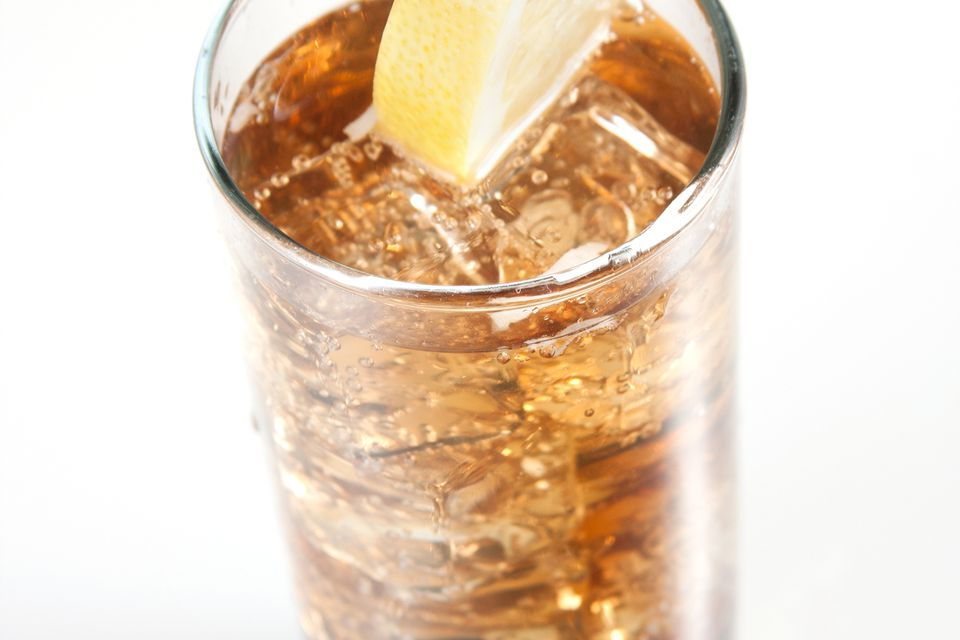 Dark and Stormy Cocktail - Easy and Popular Rum Mixed Drink Recipe