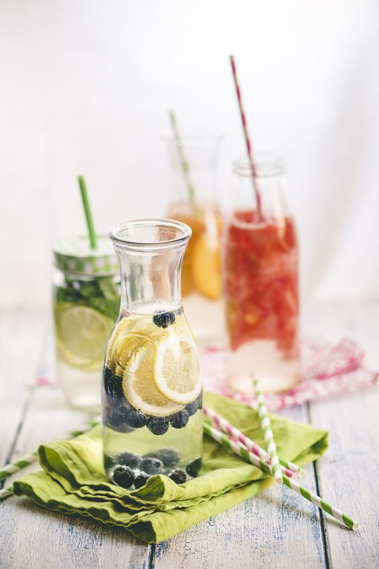 5 Delicious Fruit Infused Water Recipes