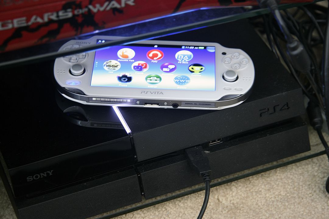 Can you play PS vita games on your ps4? | Yahoo Answers