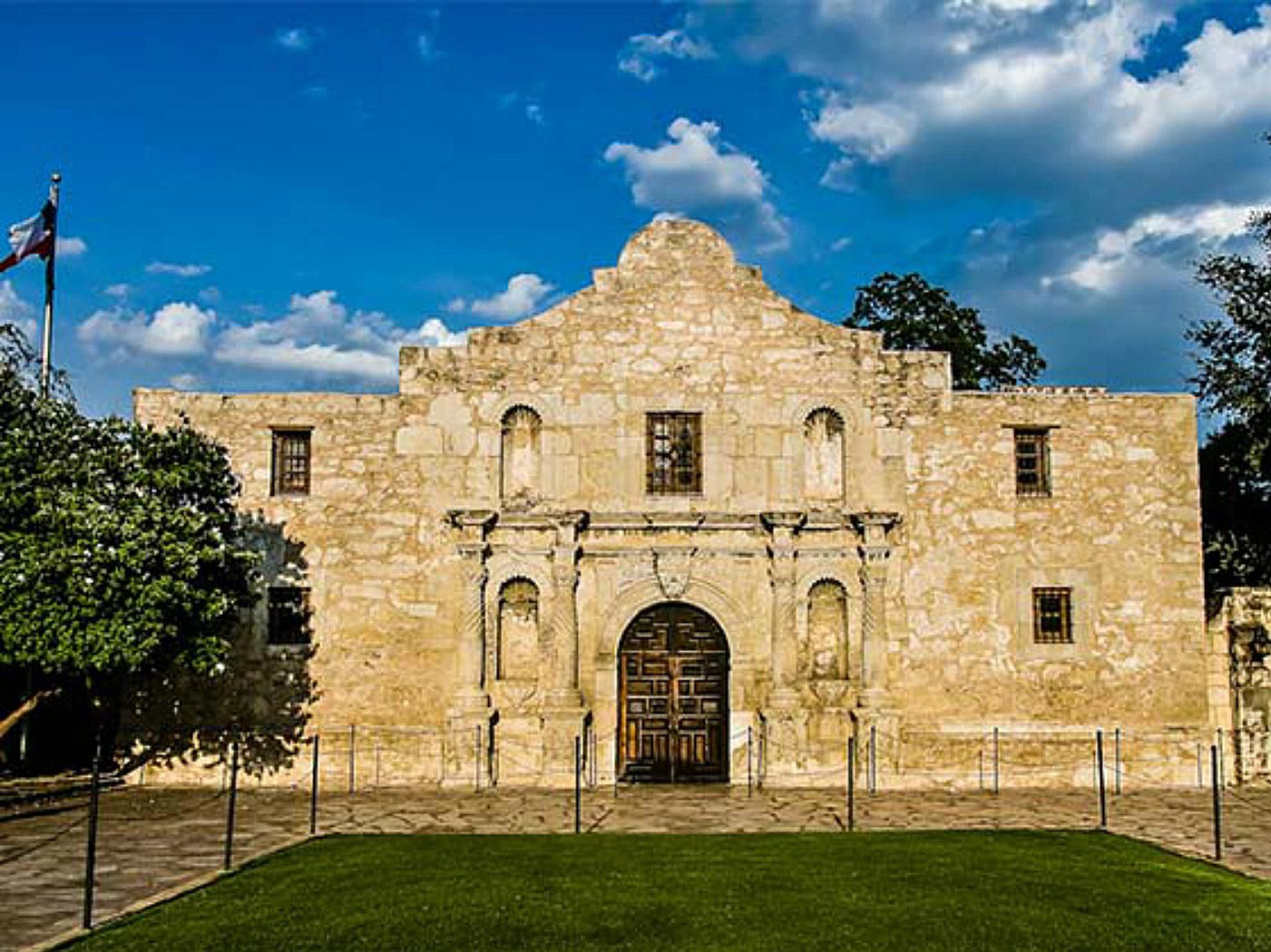 Remember the alamo is now a world heritage site for H r motors san antonio