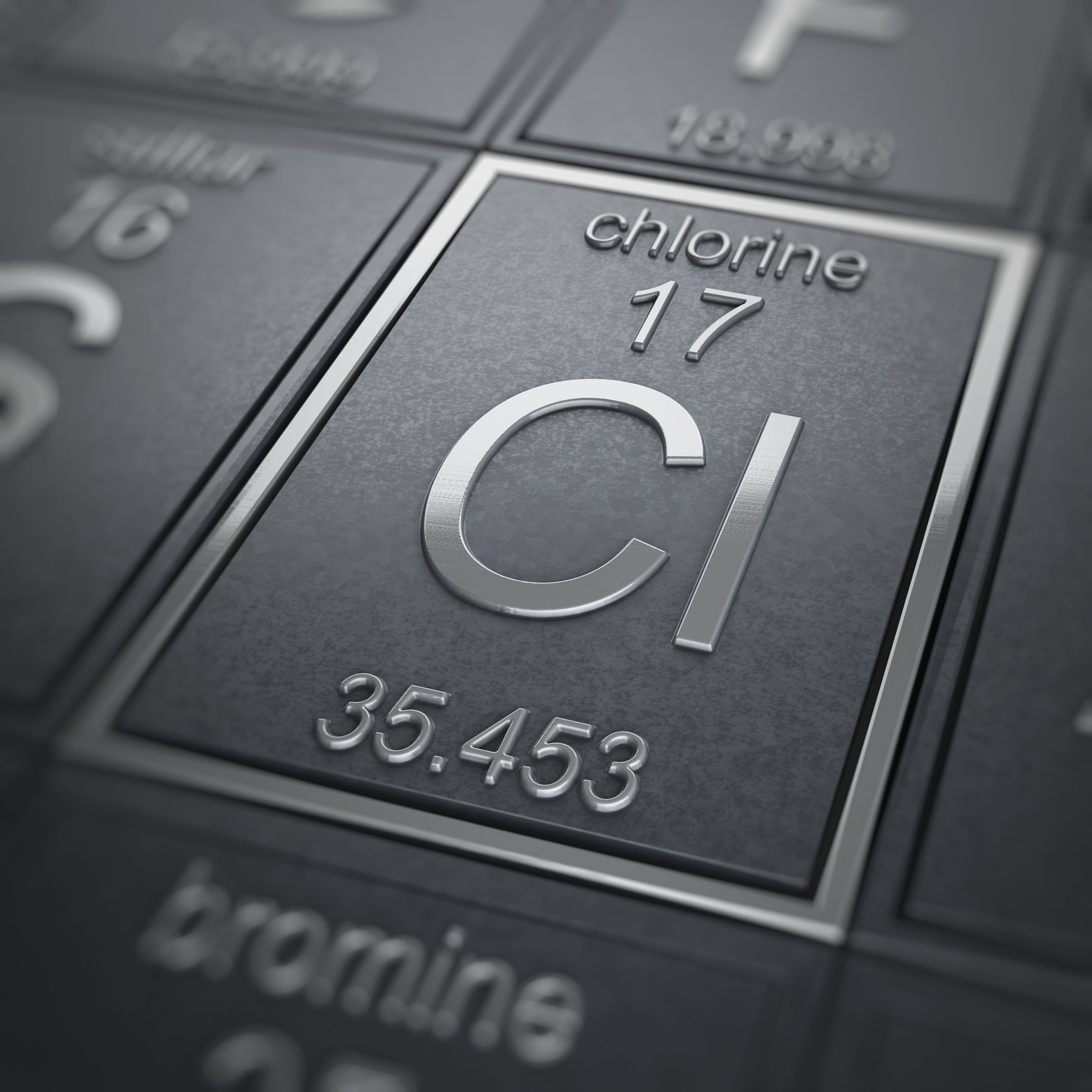 Chlorine facts periodic table of the elements biocorpaavc