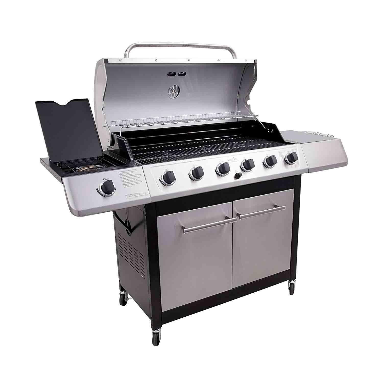 Char Broil Patio Bistro Grill kidkraft large pastel kitchen 53181