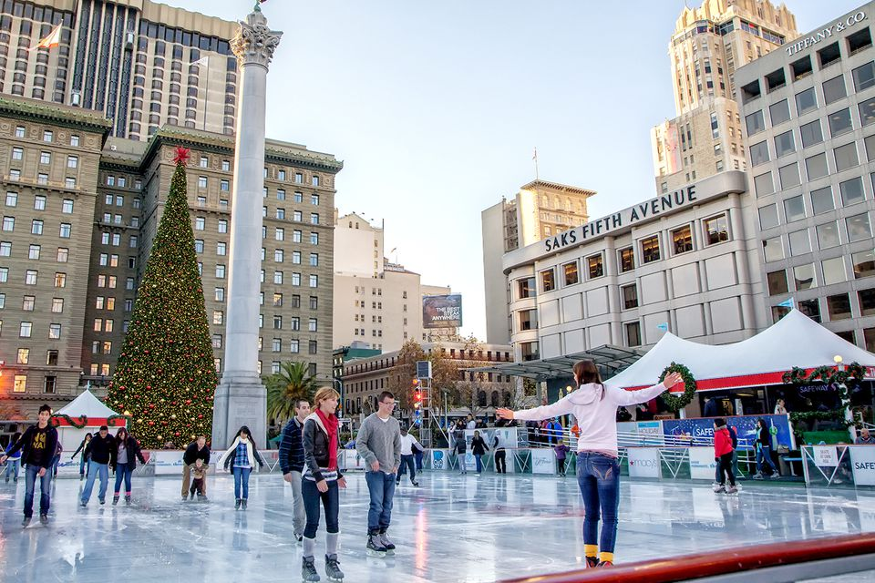 Best Christmas Celebrations In San Francisco