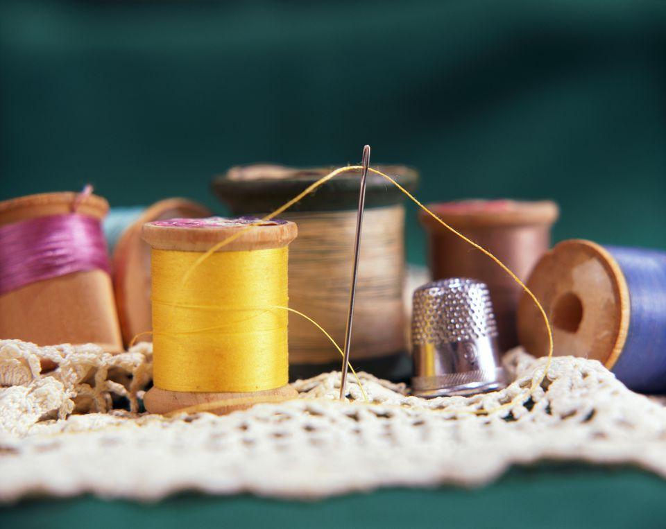 Hand sewing tools