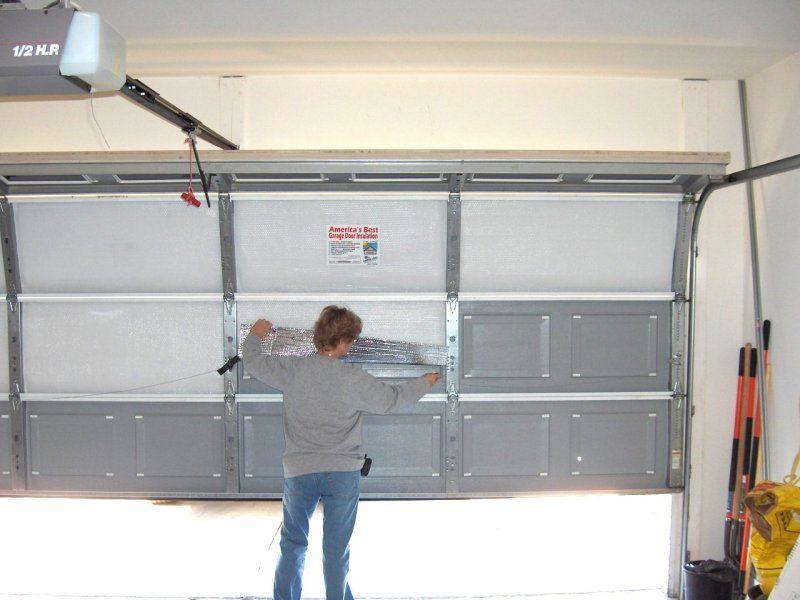 Is It Worth Insulating Your Garage Door
