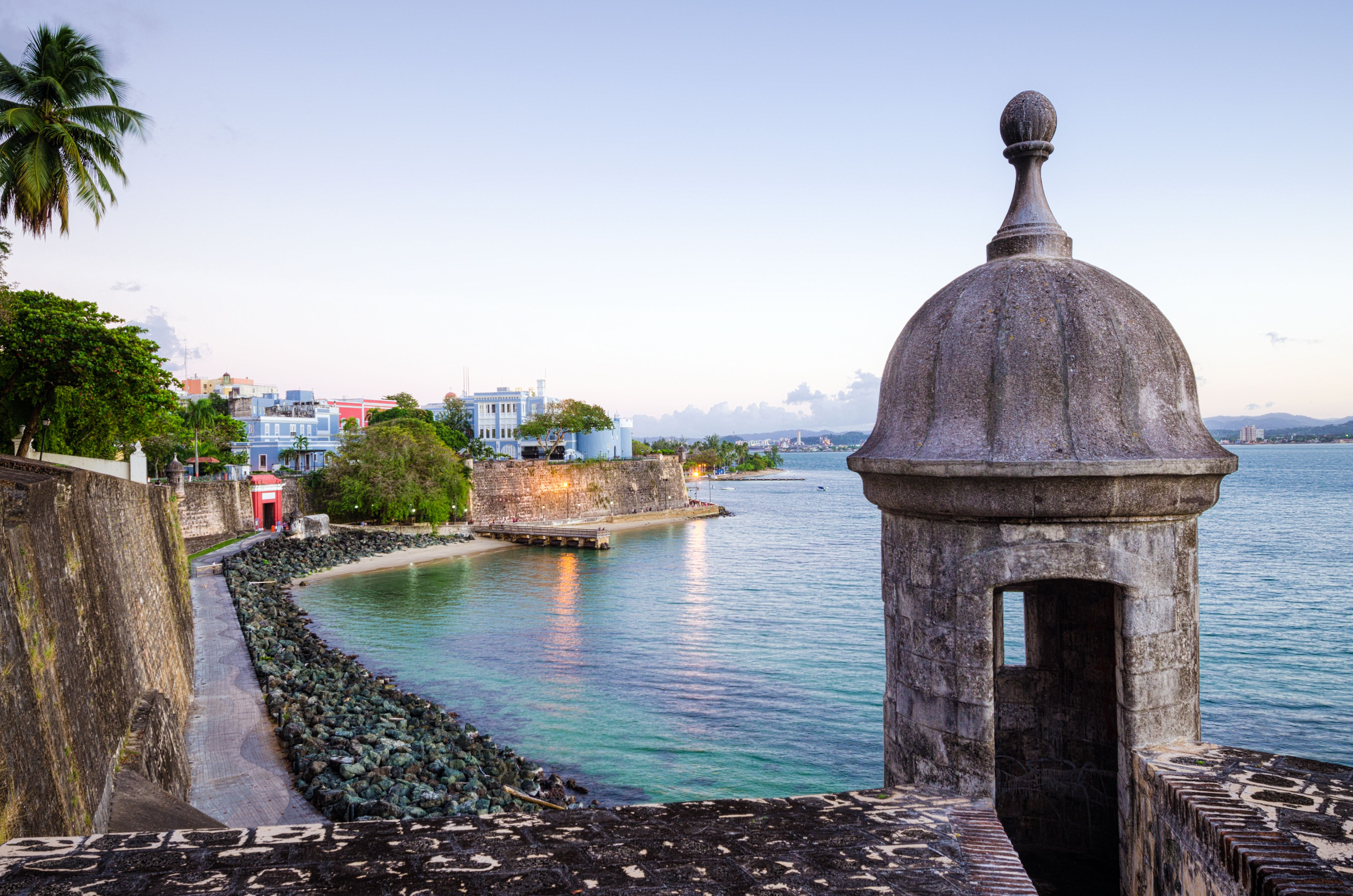 Where To Fly Into Puerto Rico