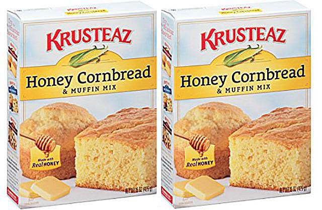 Krusteaz Honey Cornbread