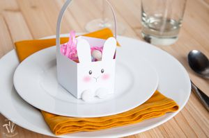 17 free easter printables for your home and kids free printable easter bunny baskets negle Image collections