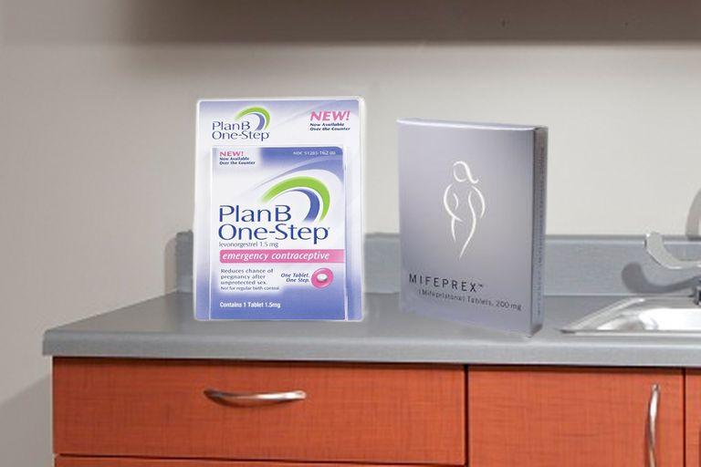 morning-after pill vs abortion pill