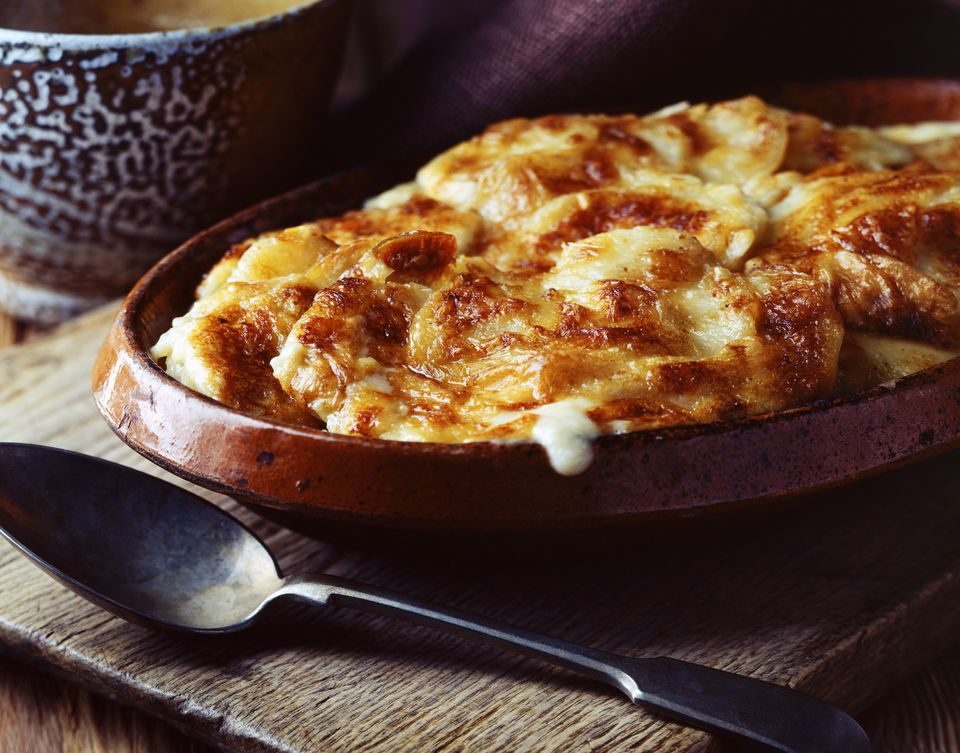Classic french gratin dauphinois recipe - French classical cuisine ...