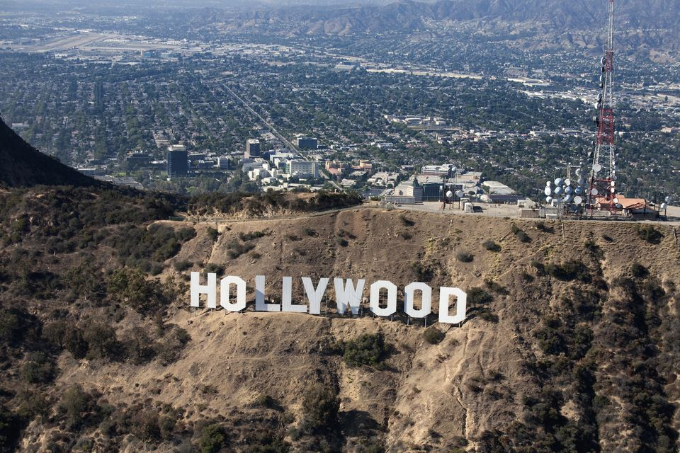 Hotels Near Hollywood Sign California