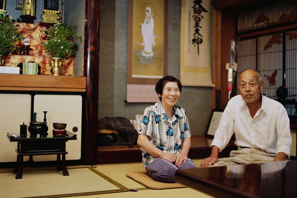 Asia elders
