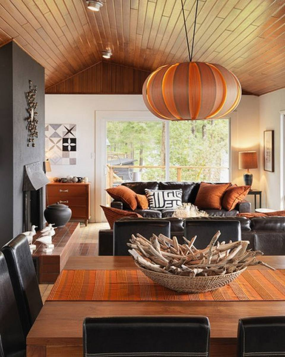 Fall Home Decorating Ideas: 24 Creative Fall Harvest Home Decor Ideas